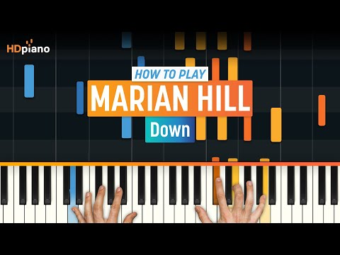 "How To Play ""Down"" by Marian Hill 
