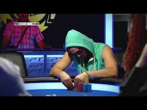 EPT 10 Barcelona 2013 Super High Roller Episode 3 PokerStars.com HD
