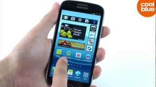 Samsung Galaxy  S III review en unboxing (NL/BE)