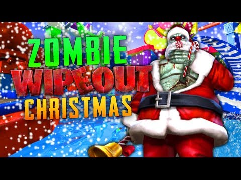 ZOMBIE WIPEOUT CHRISTMAS SPECIAL (Call of Duty Zombies)