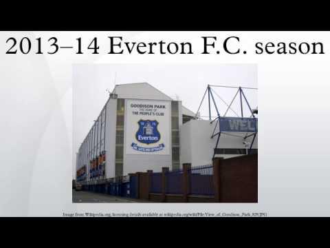 2013–14 Everton F.C. season
