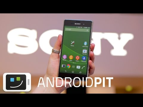 Sony Xperia Z3 [HANDS ON]