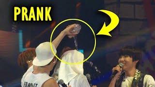 BTS prank each other 😅