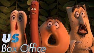 US Box Office ( 14 / 8 / 2016 )