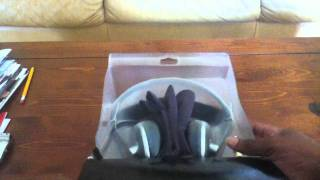 Pioneer SE-A1000 Stereo Headphones Unboxing