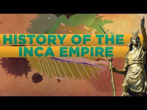 History of the Inca Empire DOCUMENTARY