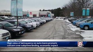 subprime car loans