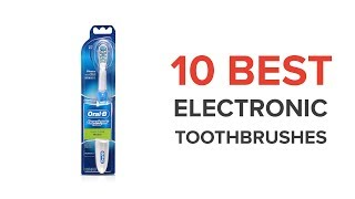 10 Best Electric Toothbrushes in India with Price