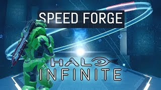 Forging Halo Infinite New Control Room