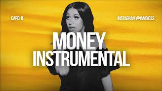 "Cardi B ""Money"" Instrumental Prod. by Dices *FREE DL*"