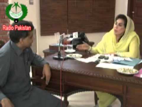 Sindh Flood - Dr. Fehmida Mirza (Part 1 Of 2) 2011.flv