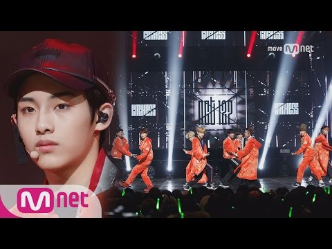 [NCT 127 - Limitless] KPOP TV Show   M COUNTDOWN 170119 EP.507