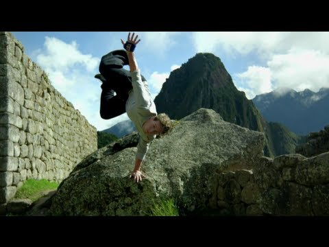 Ryan Doyle Travel Story - Freerunning in Peru - Travel Story - Episode 3