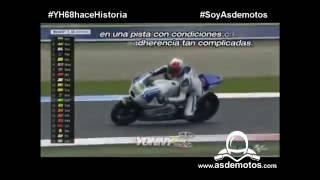 YH68, el Colombiano que puso el Tricolor a Liderar en el MotoGP