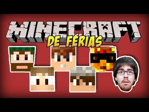 QUE BAGUNÇA! - Minecraft de Férias #09