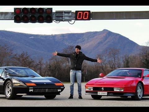 Trasferta di fine anno (Backstage Ferrari 512BB) - Inserito da Davide Cironi il 13 gennaio 2015 durata 6 minuti e 2 secondi - Secondo voi a natale preferivamo stare sotto l�albero o in pista con una 512BB? Buon anno!