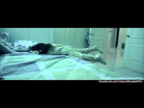 Real Ghost Caught on Video: Little Girl Dragged Out of Bed