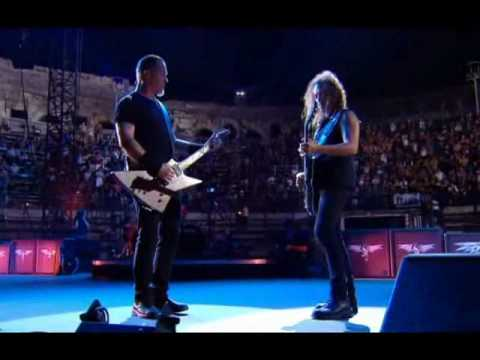 Metallica - Nothing Else Matters (Live In Nimes, France 2009) Music Videos