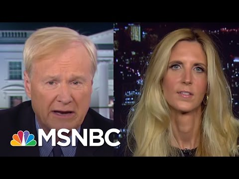 Ann Coulter: 'Most Americans Agree With Trump' | The Last Word | MSNBC