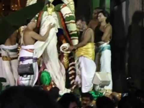 Narayanavanam Sri Kalyana Venkateswara Swamy Garuda Seva