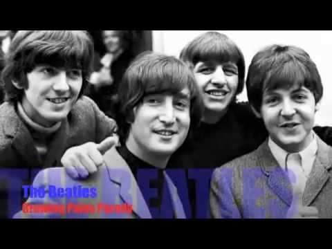 Beatles- Growing Pains Parody