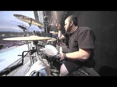 Rise Against - Satellite - Hurricane Festival 2012