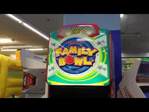 Bowling For Kids Games İndoor Playground Family Bowl and Playtime