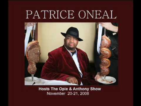 UNSUNG SAMPLES Part 1 PATRICE ONEAL HOSTS THE OPIE AND ANTHONY SHOW 1/14