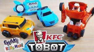 KFC TOBOT April 2019   TOBOT X Y Z   Mainan robot TOBOT Hadiah Terbaru Dari KFC Chaki Kids Meal