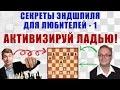 Шахматы Активизируй ладью Секреты эндшпиля для любителей 1 Игорь Немцев mp3