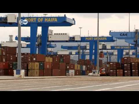 Haifa becomes new entry point for goods to the Arab world | Journal