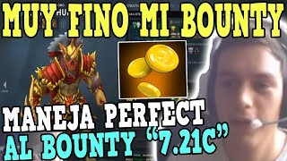 "MANEJA PERFECTAMENTE AL BOUNTY HUNTER 7.21C ""EL HEROE MAS PICKEADO"" 