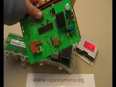 REPARACION PLACAS ELECTRONICAS DE ELECTRODOMESTICOS - RETROSPECTIVA Y FUTURO