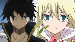 Fairy Tail Episode 201 (2014 Episode 26) フェアリーテイル Anime Review - Mole Love
