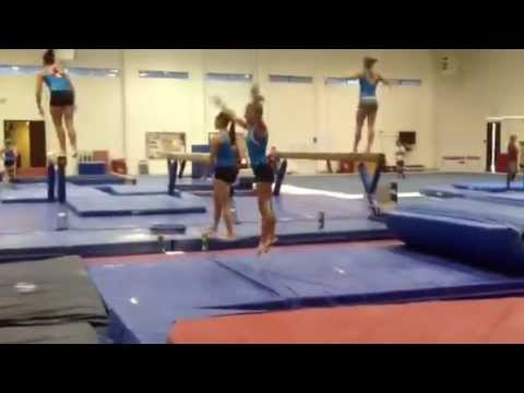 E Skills - OU Gymnastics 2013