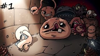 Isaac to Demon ?!? | The Binding of Isaac Afterbirth #1