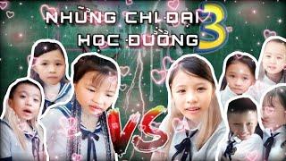 [Nhạc chế] - NHỮNG CHỊ ĐẠI HỌC ĐƯỜNG PHẦN 3 (PHIÊN BẢN PARODY) - Hậu Hoàng ft Nhung Phương