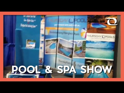 Thursday Pools LLC at The Southeast Pool & Spas Show 2015 Fiberglass Swimming Pools