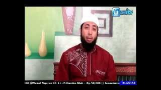 Hukum baca al-fatihah dan zikir berjama'ah setelah selesai sholat - Ustadz Dr. Khalid Basalamah MA.
