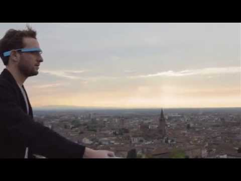 TEASER - XNOOVA's Digital Tourism project - Piacenza (ITALIA) #googleglass