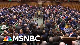 What The Brexit Loss Means For The United Kingdom, Theresa May | MSNBC