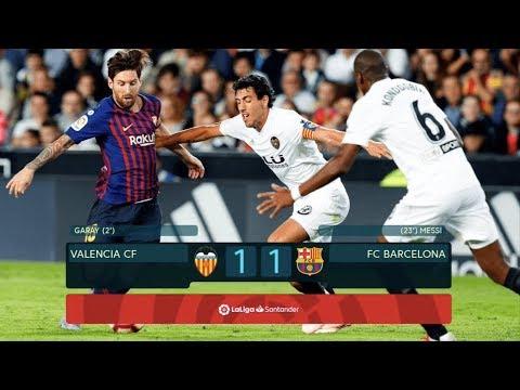 Valencia vs Barcelona [1-1] - MATCH REVIEW thumbnail