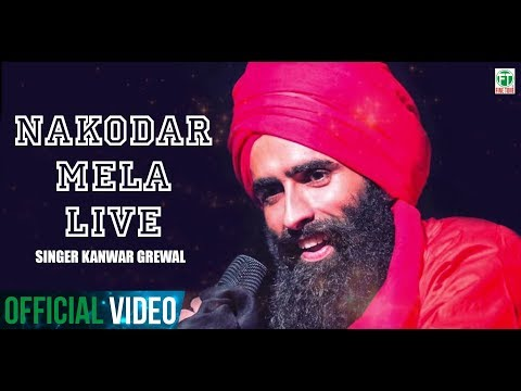 Kanwar Grewal | Official Music Video Nakodar Mela | Finetone