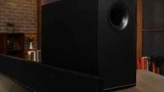 Vizio S4221w-C4 - An excellent budget sound bar, if it fits