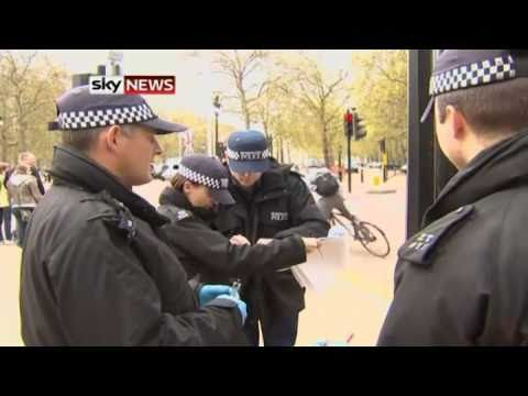 Police To Pounce On Royal Wedding Threat