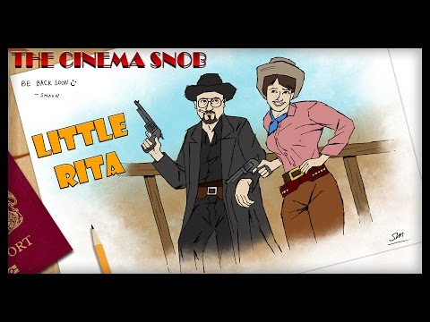 The Cinema Snob: LITTLE RITA OF THE WEST