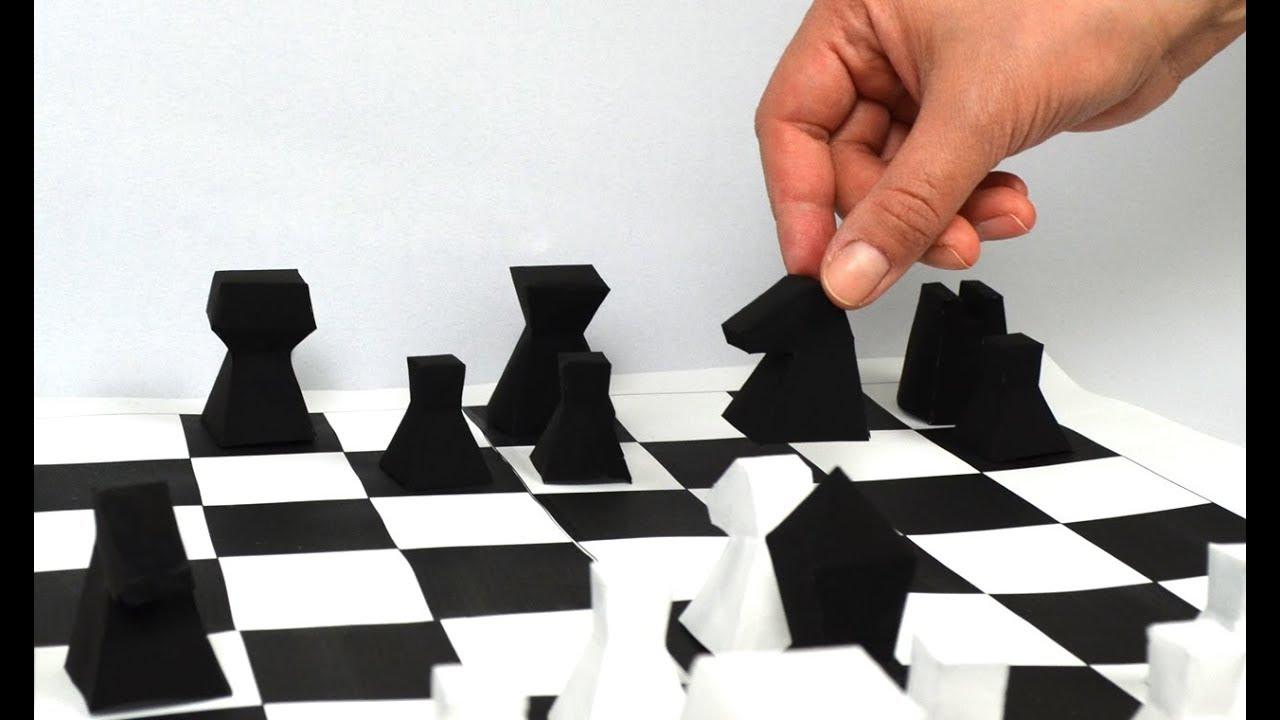 Как можно сделать шахматные фигуры 159
