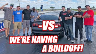 Team McFarland -vs- Team Boostedboiz Build Off!!! Here's What To Expect