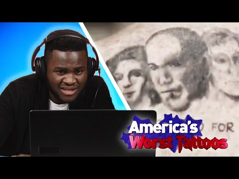 Irish People Watch America's Worst Tattoos
