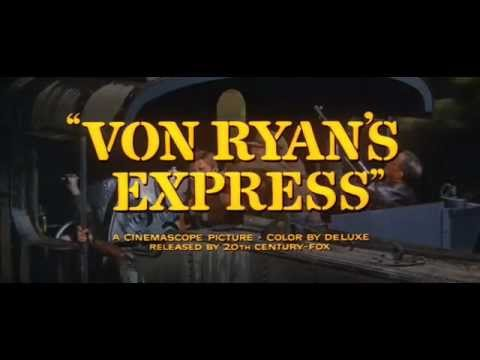 (1965) Von Ryan's Express